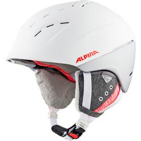 Alpina Spice Casco da sci, bianco